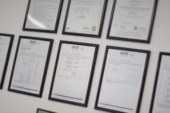 NUOVI CERTIFICATI ISO 9001:2015
